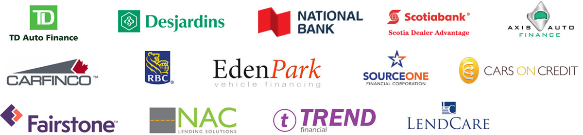 Our Lenders